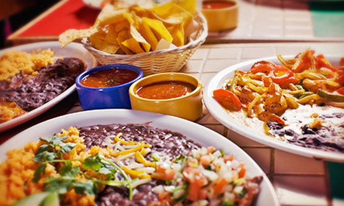 Carlos O'Brien's - Multiple Locations: $10 for $20 Worth of Mexican Cuisine at Carlos O'Brien's
