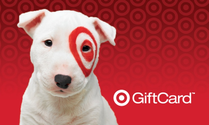 Target: $5 for a $10 Target Mobile Gift Card