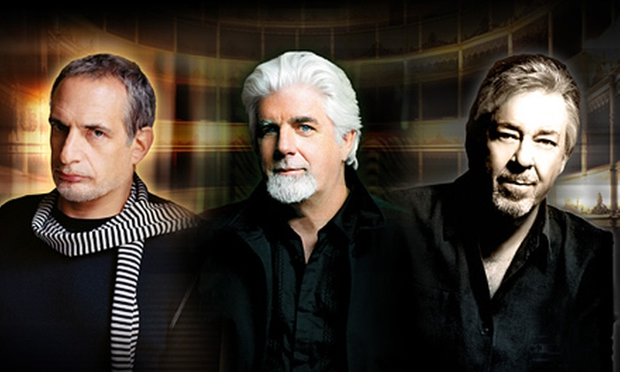 Donald Fagen, Michael McDonald, and Boz Scaggs in Dukes of September Rhythm Revue - Orange Beach: Dukes of September at The Amphitheater at The Wharf in Orange Beach on Saturday, July 21, at 8 p.m. (Up to 53% Off)