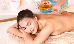 Healing Hands Massage: Swedish Massage Package or Deep-Tissue Massage Package at Healing Hands Massage (Up to 59% Off)