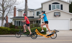Precor Home Fitness: Four-Hour Elliptigo Bike Rental from Precor Home Fitness (Up to 81% Off)