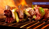 All-You-Can-Eat Brazilian BBQ with Cocktail at Rodizio Rico O2 (Up to 39% Off)