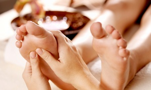 Licensed to Heal Massage and Spa Services LLC: 60- or 90-Minute Massage with Aromatherapy Foot Scrub at Licensed to Heal Massage (Up to 56% Off)