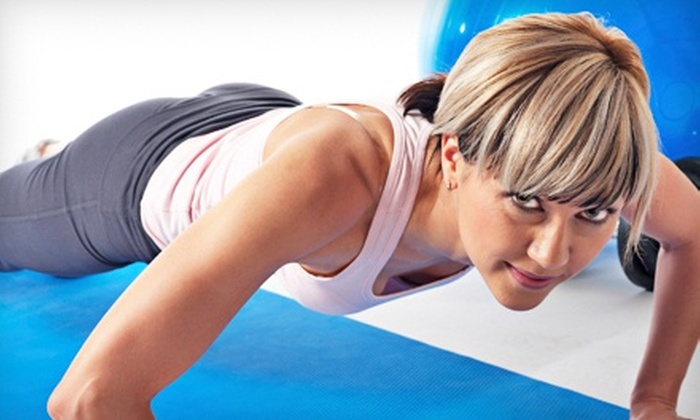 Fit Body Boot Camp - Fit Body Boot Camp: 21 Days or 6 Weeks of Unlimited Boot-Camp Sessions at Fit Body Boot Camp (Up to 85% Off)