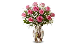 Flowerama: Floral Arrangements at Flowerama (42% Off). Two Options Available.