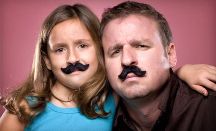 $395 for Two-Hour Photo- and Video-Booth Rental from Academy of Photo Arts ($1,279 Value)