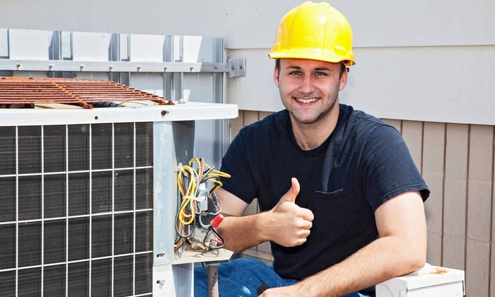First Class Heat & Air - Plano: $39 for an Air-Conditioner Service Call from First Class Heat & Air ($89.90 Value)