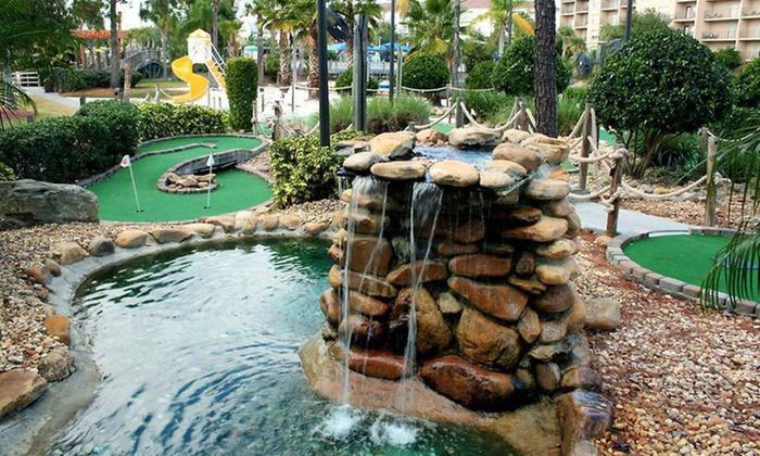 Liki Tiki Village Resort - Citrus Ridge: Two- or Three-Night Stay at an Island One Condo in Greater Orlando, Florida