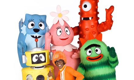 """A Very Awesome Yo Gabba Gabba! Live! Holiday Show"" at Fox Theatre on Friday, December 13, at 6:30 p.m. (Up to 33% Off)"