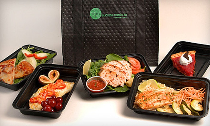 Success Meals KC - Kansas City: $125 for Two Consecutive Weeks of Delivered Healthful Meals from Success Meals KC ($417.76 Value)
