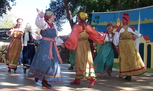 Saint Nicholas Orthodox Church: $6 for Russian Festival for Four at Saint Nicholas Orthodox Church ($12 Value)