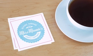 Miss Mamie's: Baked Goods or Tarts at Miss Mamie's (Up to 44% Off)