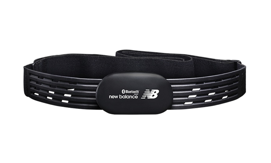 New Balance NX710 CardioTRNr Heart Rate Monitor Watch and Chest ...