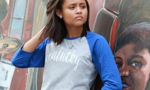 Blueoriginals: $35 for $50 Worth of Custom Clothing — blueOriginals
