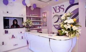 Nadia Beauty Style: Rejuvenol Keratin Treatment and Haircut Plus Optional Foot Scrub at Nadia Beauty Style
