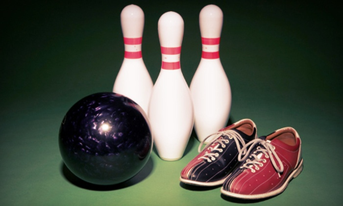 Kearny Mesa Bowl - Mira Mesa Lanes: $30 for Two Hours of Bowling for Up to Four with Shoe Rental at Kearny Mesa Bowl (Up to $66 Value)