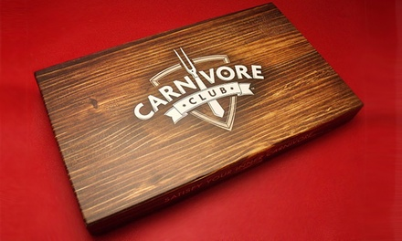$59 for an Exclusive Charcuterie Box from Carnivore Club ($85 Value)