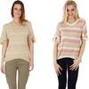 Ladies' Printed Sweaters Tops