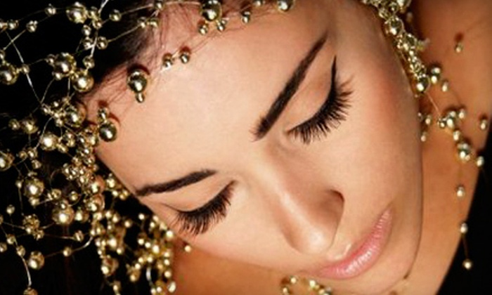 Classique Day Spa - Waldwick: Full Set of Eyelash Extensions with Conditioning and Option for Touchup at Classique Day Spa in Waldwick (Up to 66% Off)