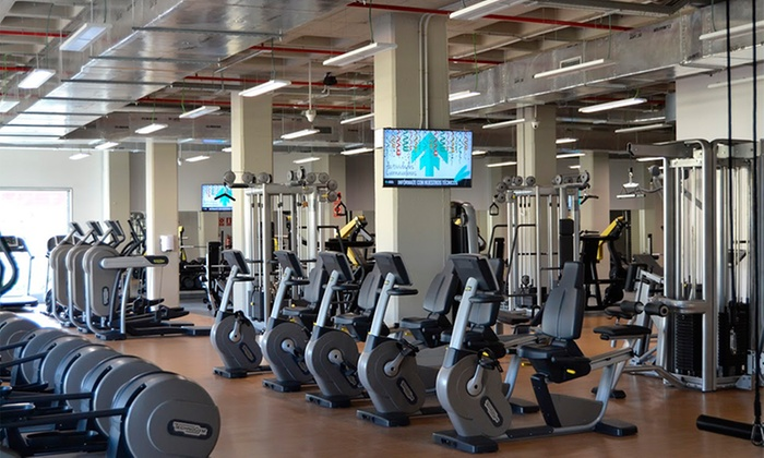 Factor a fitness en groupon for Gimnasio las arenas