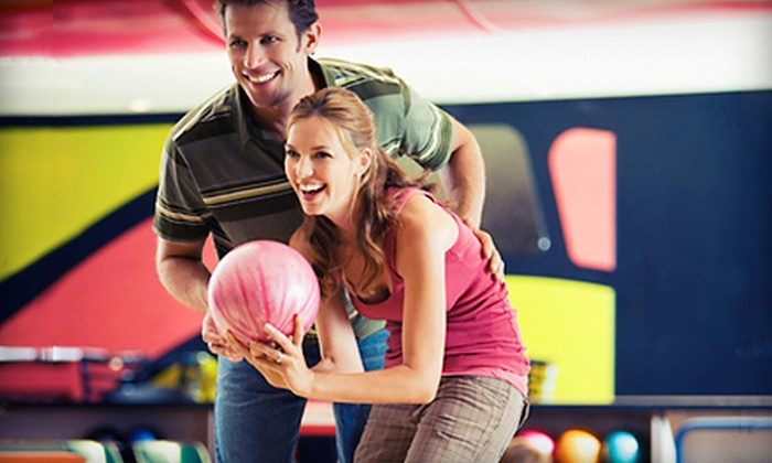Charlie's Pro Shop at Liberty Lanes - Liberty Lanes: Bowling Package for One or Two at Charlie's Pro Shop at Liberty Lanes (Up to 60% Off)