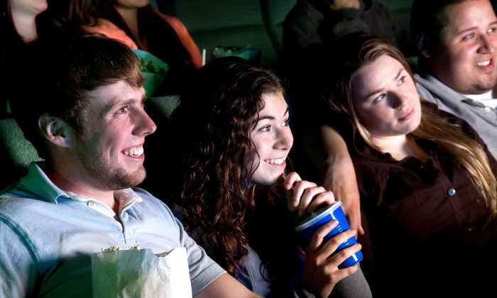 Raleighwood Cinema Grill - North Raleigh: $6 for a Movie Admission for Two at Raleighwood Cinema Grill (Up to a$12 Value)