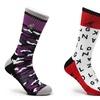 Kangol Street Series Collection Men's Socks 2-Pack