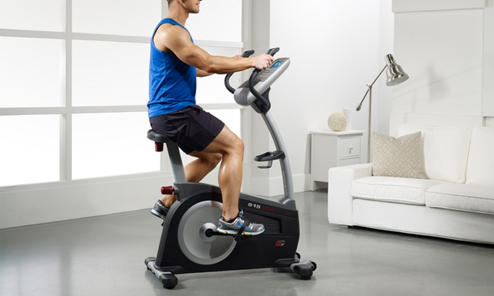 ProForm 515 CSX Upright Bike with 20 Resistance Levels