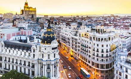 Groupon Deal: ✈11-Day Tour of Spain with Round-Trip Airfare from Gate 1 Travel.Price/Person Based on Double Occupancy.