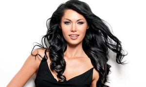 Shampoo Too!: One or Two Blowouts with a Scalp Massage at Shampoo Too! (Up to 59% Off)