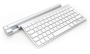 Mobee Magic Bar Charger for Apple Wireless Keyboard or Magic Trackpad