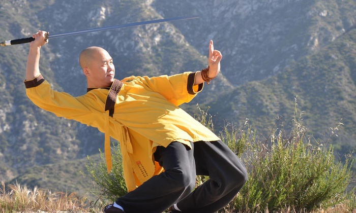 Shaolin Kungfu Chan Academy - Rowland Heights: $25 for $100 Worth of Martial-Arts Lessons — SHAOLIN KUNGFU CHAN ACADEMY