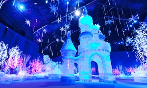 Queen Mary: Ice-Themed Holiday Village at The Queen Mary (50% Off). 38 Options Available.