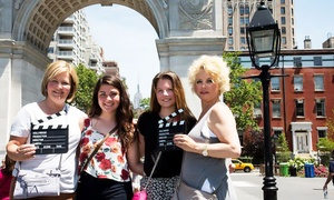On Location Tours - New York: TV and Movie Tour of New York City for One or Two from On Location Tours - New York (Up to 31% Off)