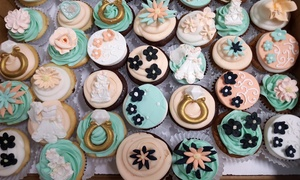 The Custom Cake Shoppe: A Dozen Cupcakes or $12 for $20 Toward a Dozen of Any Baked Good at The Custom Cake Shoppe