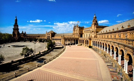 Spain Trip with Airfare & 4-Star Hotels