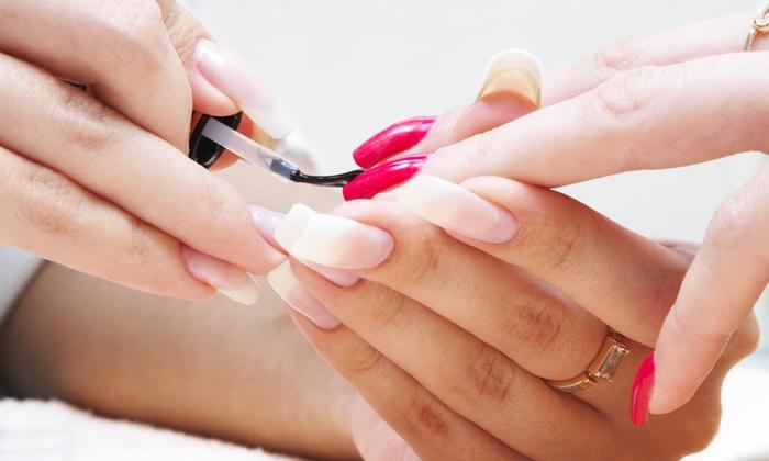 Oluremi Hair & Nail Salon - South Cumminsville: 60-Minute Facial and Manicure at Oluremi Hair & Nail Salon (38% Off)