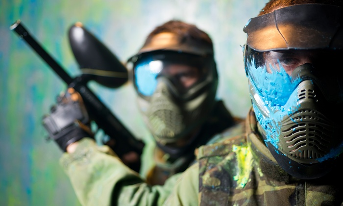 Paintball Club of Choctaw - Choctaw: Paintball Package with Rental Gear and Ammo for Two, Four, or Six at Paintball Club of Choctaw (Up to 61% Off)