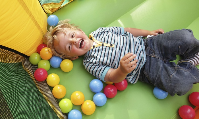 Totters Otterville - Covington: $22 for Six Children's Activity-Center Visits to Totter's Otterville ($45 Value)