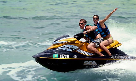 "Bali: $59 for a ""Let's Get Wet"" Tour with Water Sport Activities, Equipment, Hotel Transfers and Professional Guide"