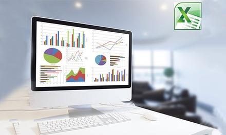 Pack bureautique (Word, Excel, Powerpoint, Outlook) formation complète de 12 mois à 54,90 € (77% de réduction)