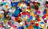 50.00 CTTW Assortment of Loose Swarovski Crystals: 50.00 CTTW Assortment of Loose Swarovski Crystals