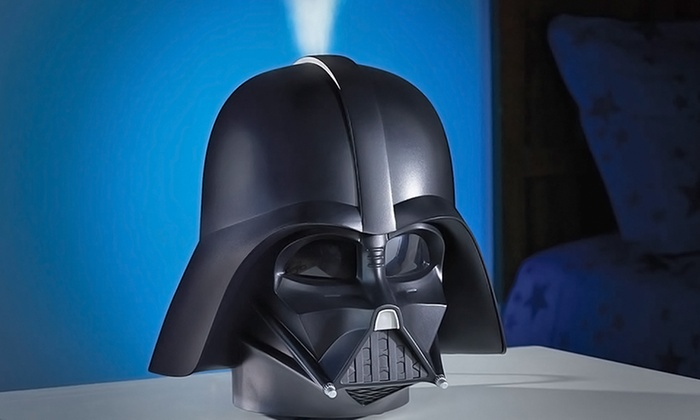 Star Wars Darth Vader Ultrasonic 24 Hour Humidifier