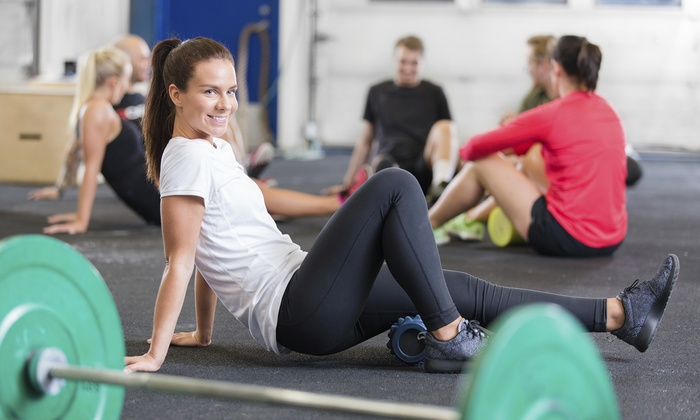 Temple Fitness - Franklin: $55 for One Month of Unlimited Group Training at Temple Fitness ($175 Value)
