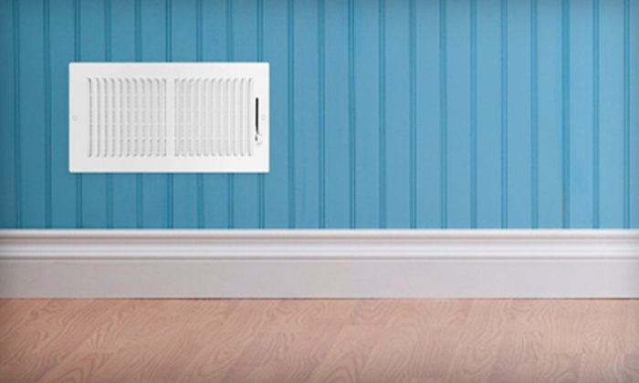 Indoor Air Of America - Washington DC: $49 for a Whole-House Air Duct and Dryer Vent Cleaning from Indoor Air Of America ($279 Value)