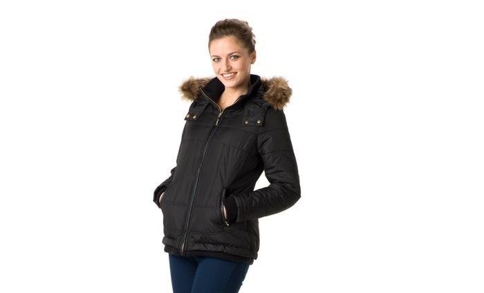 bf6125564 Kensie Women's Polyfill Down Jacket.