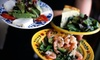 Kama Lounge - Quincy Center: Four Tapas to Share for Two, Eight Tapas to Share for Four, or $12 for $25 Worth of Tapas at Kama Lounge