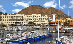 4-night Stay For Two With Dinner Cruise At Club Tesoro At Wyndham Cabo San Lucas Resort