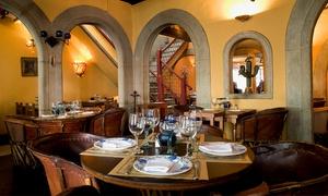 Maria Felix: Desde $599 por cena o almuerzo gourmet mexicano de tres pasos para dos en María Félix. Elegí sucursal