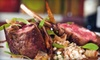 Bellamys Restaurant - Central Escondido: Three-Course, Prix Fixe Dinner for Two or Four at Bellamy's Restaurant (Up to 51% Off)